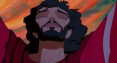 """""""The Prince of Egypt"""" is such a beautiful movie"""