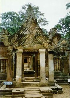 ancient temples in jungles - Google Search