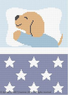 Crochet Patterns Sweet Dreams Baby Boy Puppy Pattern | eBay
