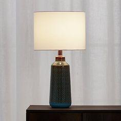 calypso table lamp | CB2