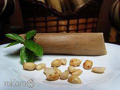 Tamal de crema de cacahuate