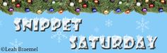 Snippet Saturday – Getting into the spirit | Official website of Leah Braemel