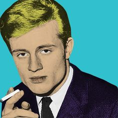 Pop Art John Paul Jones