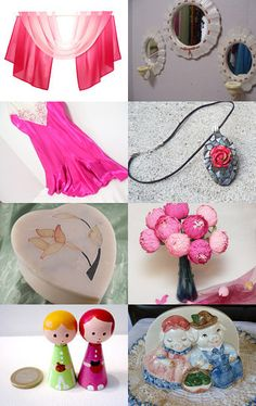 PRISSY IN PINK by Ruby on Etsy--Pinned with TreasuryPin.com