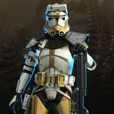 Clone Commander Bly / Sixth Scale Figure / Sideshow Collectibles / Edition size: 500 / JCG