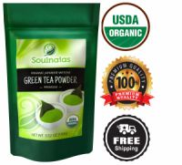 Soulnatas Announces Free Shipping With Every Japanese Matcha Green Tea Order On Amazon.com