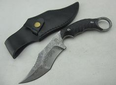 Custom Handmade Karambit Knife (ZE-K0008) on Etsy, € 41,41