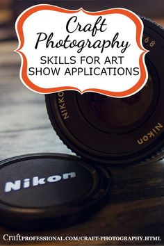 Get into better craft shows with better jury photos. Here's how http://www.craftprofessional.com/craft-photography.html