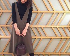 名古屋店限定One piece layered style