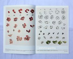 """Chinese Painting Book """"Learn to Paint Plum Blossom Pear Flower"""" Asian Ink Art   eBay"""
