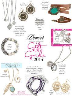 2014 Gift Guide #premierdesigns #pdbling