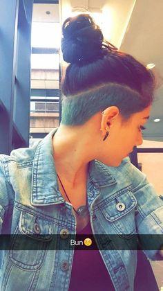 Ana's new hair