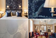 Global Inspirations Design Beau-Rivage Genève: an iconic hotel filled with magic Window Pelmets, Geneva Hotel, Green Mosaic Tiles, Walk Through Closet, Rivage, Spacious Living Room, Entry Hall, Old World Charm, Design Trends