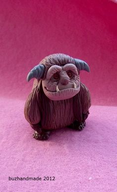 Ludo - Labyrinth by buzhandmade on DeviantArt Ludo Labyrinth, Sculpture Clay, Sculptures, Labrynth, Small Figurines, Clay Fairies, Gremlins, Polymer Clay Crafts, Clay Creations