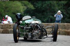 1931 Morgan Aero Super Sport at the Pittsburgh Vintage Grand Prix