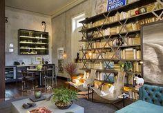 #bookshelf #modern #industrial