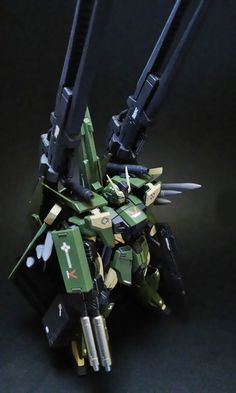 GUNDAM GUY: Gundam Airstriker - Custom Build
