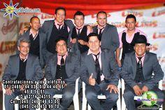 Super Lamas, grupo exitoso originario de Veracruz.