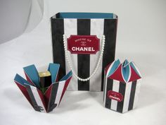 Chanel Circus Packaging Design by Cariese Bartholomew