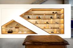 The design of the store intends to marry the location of the store—next to the High Line, amid the Chelsea galleries—to the Steven Alan bran...