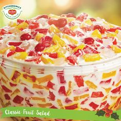 Experience the new Del Monte Philippines site, where you will find inspirations for a better life, from health to relationships, in the kitchen and beyond. Del Monte Recipes, Christmas Fruit Salad, Yummy Recipes, Yummy Food, Fruit Salad Recipes, Love Food, Ph, Easy Meals, Foods