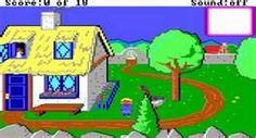 Mixed Up Mother Goose!  Another Awesome Computer Game From Back In The Day!