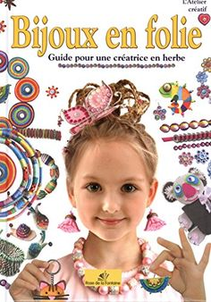 Ce beau livre rempli d'idées originales enchantera toutes les créatrices en herbe. Elles y trouveront 50 modèles faciles à réaliser de bracelets, boucles d'oreilles, bagues, broches, bijoux de vêtements et de sacs, colliers ou accessoires...