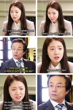"Lee Min Ho's appa and Park Shin Hye ♡ #Kdrama - ""HEIRS"" / ""THE INHERITORS"""
