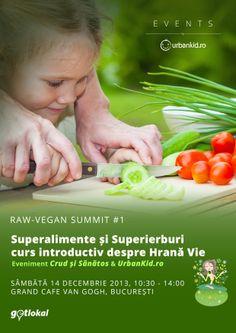 al 3lea eveniment din Decembrie Raw Vegan, Leaf Vegetable