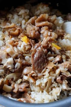 B Food, Food Menu, Love Food, Asian Cooking, Easy Cooking, Cooking Recipes, Rice Cooker Recipes, How To Cook Rice, Recipes From Heaven
