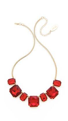 Adia Kibur Classic Gemstone Necklace