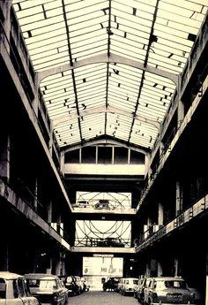Garage de la rue de Ponthieu à Paris 8 – Détruit | Institut Auguste Perret