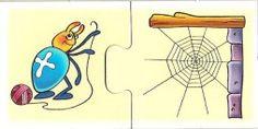 που ζουν τα ζώα - where do they live? Puzzles, Things That Go Together, File Folder Activities, Japanese Tea Ceremony, Bugs And Insects, Preschool Worksheets, Matching Games, Speech And Language, Critical Thinking