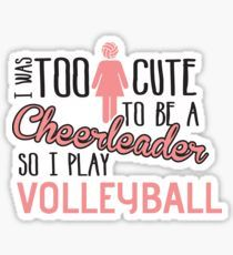 Volleyball stickers featuring millions of original designs created by independent artists. Volleyball Jokes, Volleyball Motivation, Volleyball Posters, Volleyball Training, Volleyball Outfits, Volleyball Workouts, Volleyball Drills, Coaching Volleyball, Women Volleyball