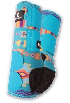 Classic Equine Aztec boots!!!!! I'm so excited they decided to put it on splints too!!! :D