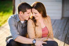 Kristen & Sean | St. Louis Engagement - Kelly Pratt Photography, St. Louis Photographers, Chandler Hill Winery