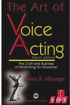 Some useful further reading in advance of producing your demo: James R Alburger's Voice Acting, The Craft And Business Of Performing Voiceover.