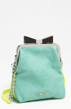 Jessica Simpson Framed Clutch | Nordstrom