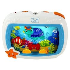 Baby Einstein Sea Dreams Soother : Target Kaylee would love the music and sea creatures