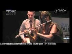 Althea Rene Live at the 10th Dubai Int'l Jazz Festival 2012 (Jazz Garden) - YouTube