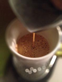 Guten Morgen…einen guten Start in die neue Woche wünsche ich euch. Für alle die es brauchen #Kaffee