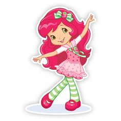 Strawberry Shortcake Wall Graphics from Walls Raspberry Torte Wall Stickers Murals, Wall Decals, Strawberry Shortcake Costume, Raspberry Torte, France, Coloring Book Pages, Smurfs, Disney Princess, Disney Characters