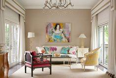 Como decorar un salon con moda y buen gusto