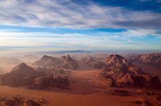 Wadi-rum-desert, Jordan