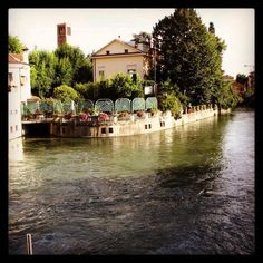 Treviso Italy - The Friendliest Town in Italy?
