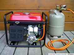 Hybrid-conversion-kit-for-portable-gasoline-power-generator-to-use-LPG-gas