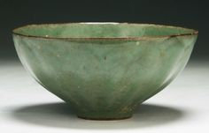 """A Chinese Antique SONG LONGQUAN YAO Porcelain Bowl D 6 1/2"""""""