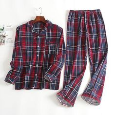 Men's Sleep & Lounge Men's Pajama Sets Plus Size Summer Short-sleeved Shorts Plaid Pajama Suit European Mens Cotton Mens Pyjama Sexy Sleepwear Men Pijamas Big Size Profit Small