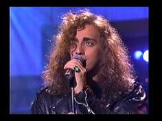 freddycurci.com Freddy Curci, in the band Alias, sings More Than Words Can Say Live, 1991 on Rick Dees at Night.