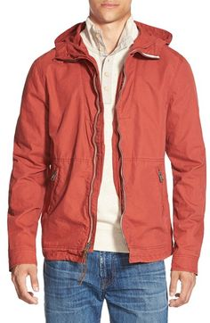 Lucky Brand Hooded Jacket available at #Nordstrom